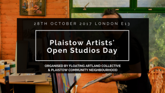 Plaistow Artists Open Studios Day @ see website for local studios