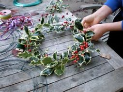 GGG Club - Festive Wreath-making @ The Mix